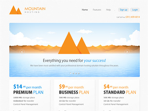 MountainFlare Web Hosting