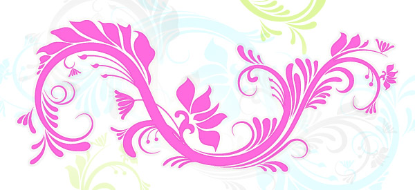 Free Vector Decorative Ornament/Brush Post Image