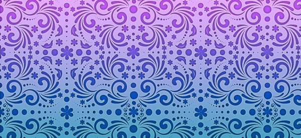 Vector Seamless Spring Pattern for FREE! Post Image