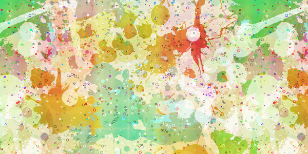 free seamless colored splatter texture patterns preview 2