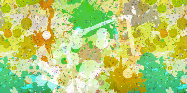 free seamless colored splatter texture patterns preview 5