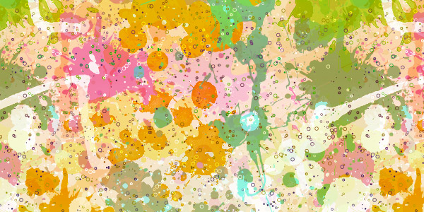 free seamless colored splatter texture patterns preview 8
